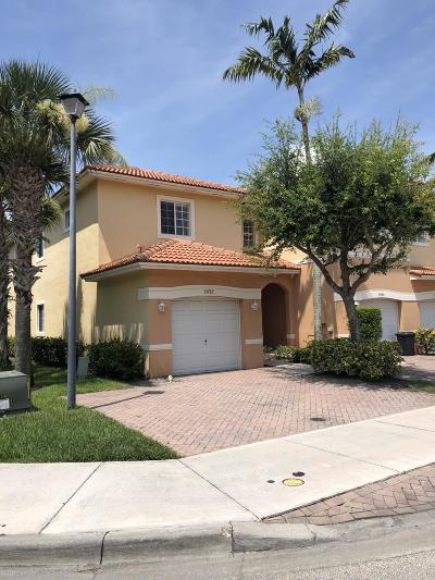 Stuart Rental For Rent: 5092 SE Mariner Garden Circle #J-76