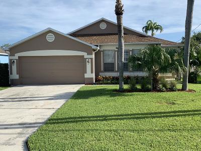 Jupiter Single Family Home Contingent: 6093 Pompano Street