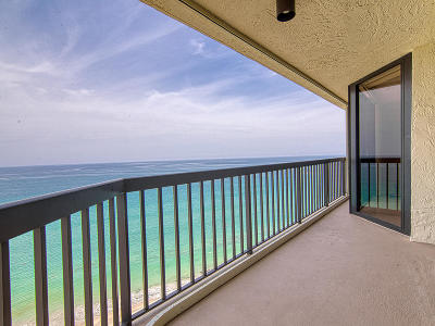 St Lucie County Condo For Sale: 9550 S Ocean Drive #1601