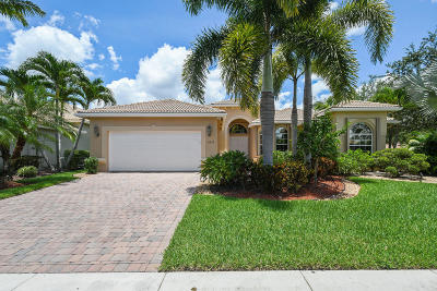 Lake Worth Single Family Home For Sale: 6626 Milani Street