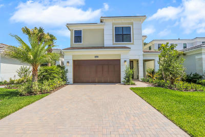 Palm Beach Gardens Single Family Home For Sale: 5610 Delacroix Terrace