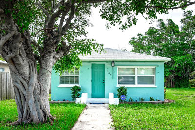 Delray Beach Single Family Home For Sale: 107 NW 10th Avenue