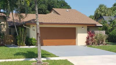 Single Family Home Pending: 56 Baytree Circle
