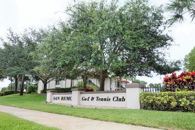 San Remo, San Remo Condo, San Remo Condominium, San Remo Golf & Tennis Club, San Remo Golf & Tennis Club Condo, San Remo Golf And Tennis Club Condo For Sale: 350 Club Circle #104