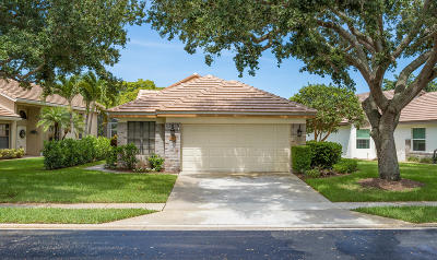 Delray Beach Single Family Home For Sale: 435 Sherwood Forest Drive