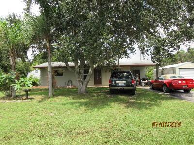 West Palm Beach Single Family Home For Sale: 903 Saint James Street