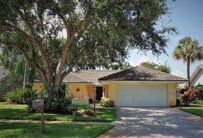 Palm Beach Gardens Single Family Home For Sale: 12915 La Rochelle Circle