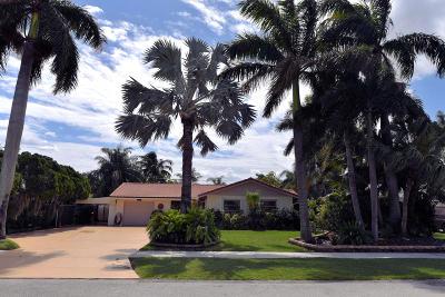 Lake Park Single Family Home Contingent: 614 W Kalmia Drive