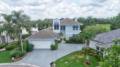 West Palm Beach Single Family Home For Sale: 9733 Spray Drive