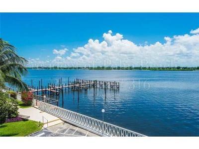 Palm Beach Condo For Sale: 2505 S Ocean Boulevard #316