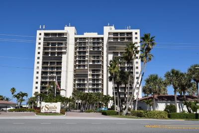 Fort Pierce Condo For Sale: 3100 Hwy A1a #501