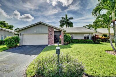 Boca Raton Single Family Home For Sale: 22366 Treetop Circle
