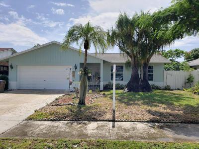 Deerfield Single Family Home For Sale: 330 SW 33rd Terrace