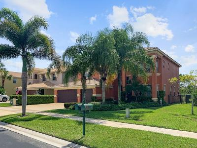Royal Palm Beach Single Family Home For Sale: 2224 Ridgewood Circle