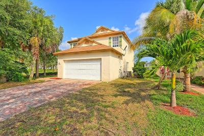 West Palm Beach Single Family Home For Sale: 1165 Cala Lily Cove
