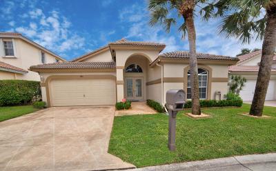 Lake Worth Single Family Home For Sale: 7633 Northtree Club Drive
