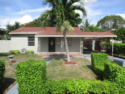 Fort Lauderdale Single Family Home For Sale: 1309 NW 5th Avenue