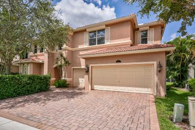 Palm Beach Gardens Single Family Home For Sale: 231 Sedona Way