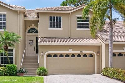 Port Saint Lucie Townhouse For Sale: 7022 Torrey Pines Circle