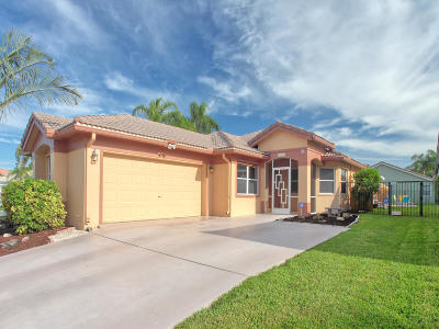 Boca Raton Single Family Home For Sale: 11041 Seaport Lane