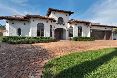 Delray Beach Single Family Home For Sale: 904 Gardenia Drive