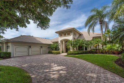 Boca Raton Single Family Home For Sale: 17582 Bocaire Way