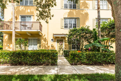 Jupiter Townhouse For Sale: 106 Jesup Lane