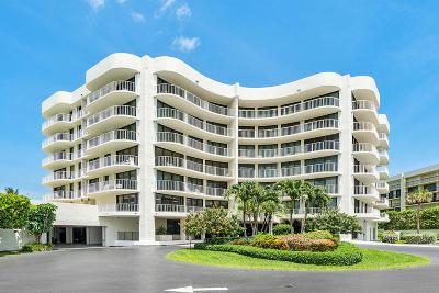 Palm Beach Rental For Rent: 3360 S Ocean Boulevard #3 E I
