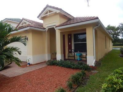 Royal Palm Beach Single Family Home For Sale: 8710 Tally Ho Lane