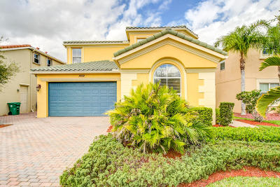 Port Saint Lucie Single Family Home For Sale: 11239 SW Kingslake Circle
