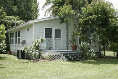 Stuart Single Family Home For Sale: 2135 SW Locks Road