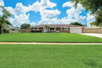 Lake Worth Single Family Home For Sale: 3174 Pebble Beach Drive