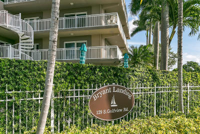 Condo For Sale: 129 S Golfview Road #8
