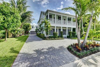 Boca Raton Single Family Home For Sale: 211 NW 10th Street
