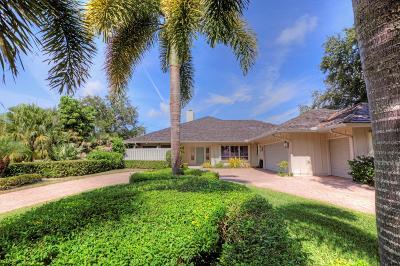 Martin County Single Family Home For Sale: 5863 SE Glen Eagle Way