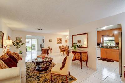 Delray Beach Single Family Home For Sale: 6037 Lasalle Road