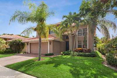 Palm Beach Gardens Single Family Home For Sale: 130 Hidden Hollow Drive