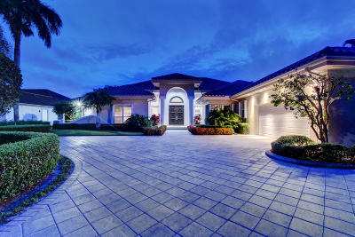 West Palm Beach Single Family Home For Sale: 2541 Seminole Circle