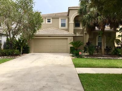 Royal Palm Beach Single Family Home For Sale: 2413 Westmont Drive