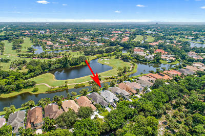 Palm Beach Gardens Single Family Home For Sale: 3811 Toulouse Drive