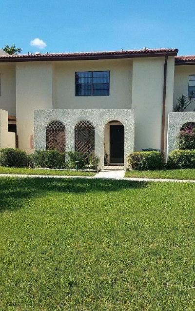 Boca Raton Condo For Sale: 21803 Arriba Real #13f