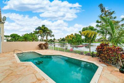 Lake Worth, Lakeworth Rental For Rent: 7509 Ridgefield Lane