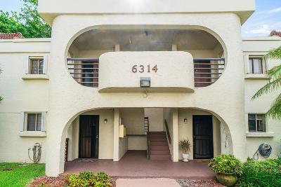 Boca Raton Condo For Sale: 6314 Longboat Lane W #202