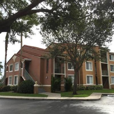 Lake Worth, Lakeworth Rental For Rent: 7912 Sonoma Springs Circle #201