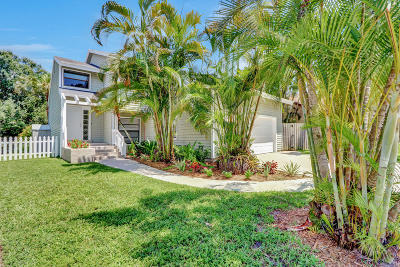West Palm Beach Single Family Home For Sale: 4175 Brook Circle W