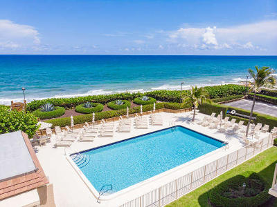 Palm Beach Condo For Sale: 3200 S Ocean Boulevard #C303
