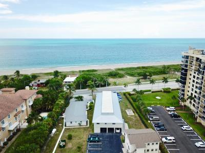 Hutchinson Island Condo For Sale: 715 S Ocean Drive