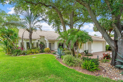 Boynton Beach Single Family Home For Sale: 31 Hampshire Lane