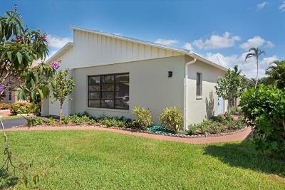 Boynton Beach Single Family Home For Sale: 5119 Minto Road