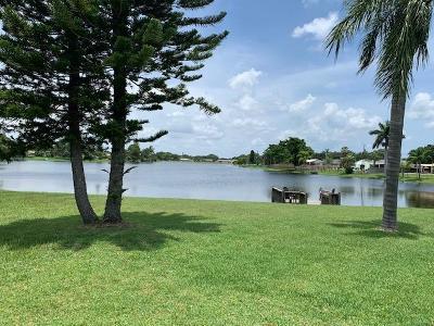 Port Saint Lucie Single Family Home Contingent: 2313 SE Pinero Road